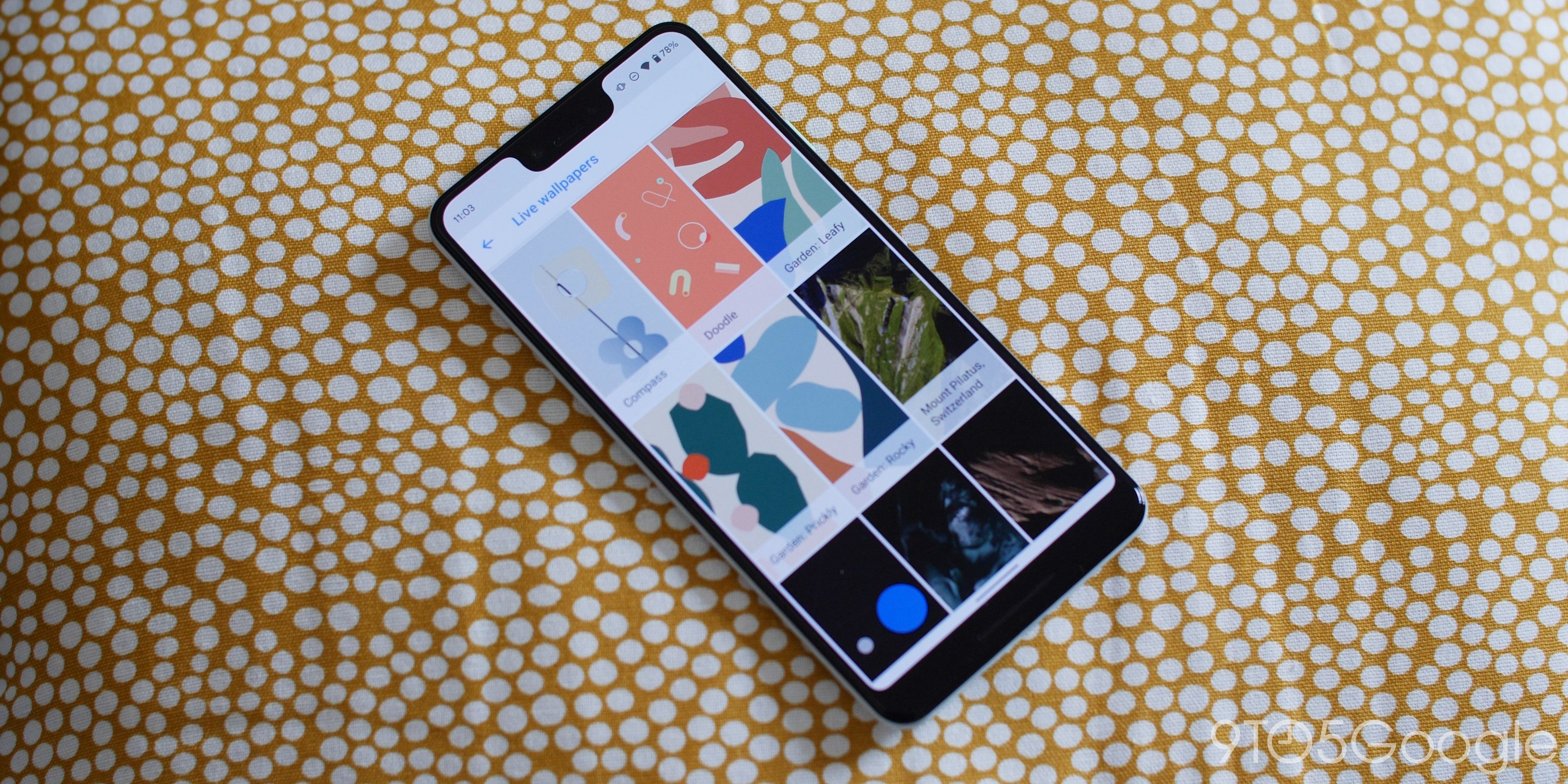 Download Official Google Pixel 4 And Pixel 4 Xl Wallpapers
