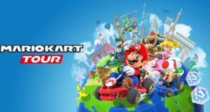 Stars in Mario Kart Tour
