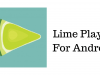 Lime Player APK 1.1.0