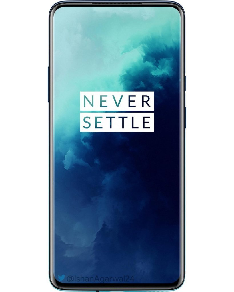 OnePlus 7T Pro Stock Wallpapers