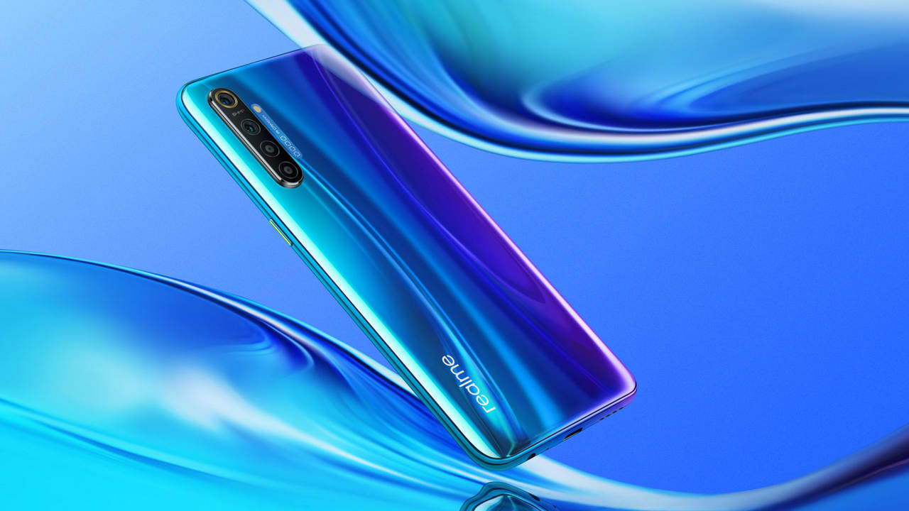 Official Realme X2 Pro Wallpapers