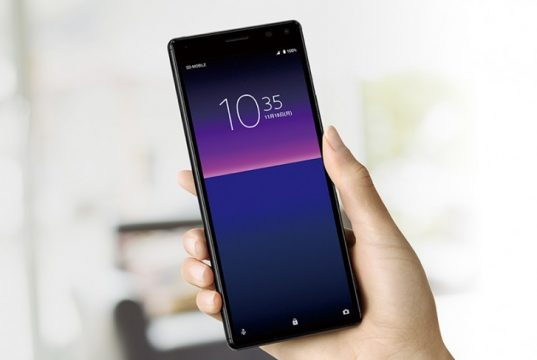Sony Xperia 8 stock wallpapers