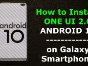 download One UI 2.0 Beta OTA for Galaxy S10