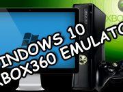Xbox 360 Emulator for Windows