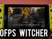 Play Witcher 3 at 60fps