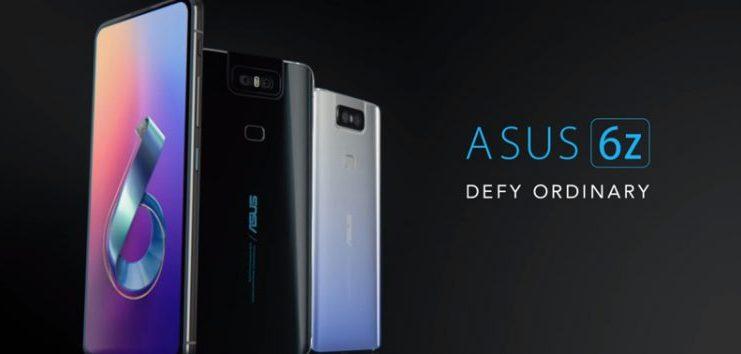 Upgrade Asus Zenfone 6