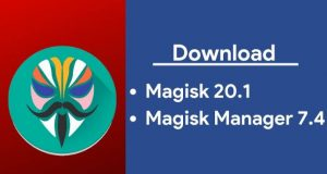 Download Magisk v20.1