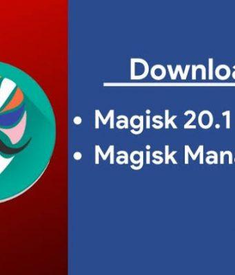 Download Magisk v20.1