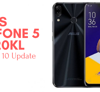 Android 10 update for Asus Zenfone 5