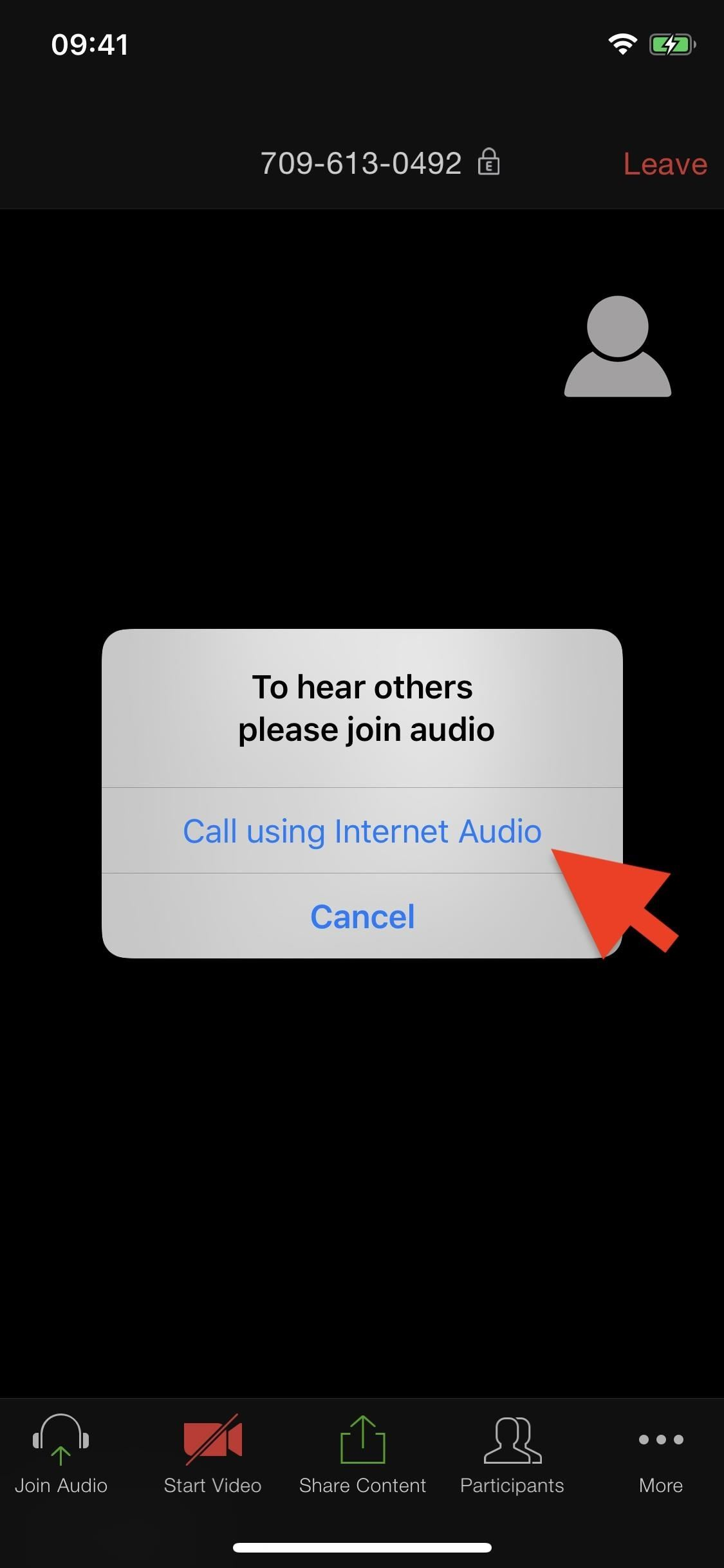 disable mic and camera automatically